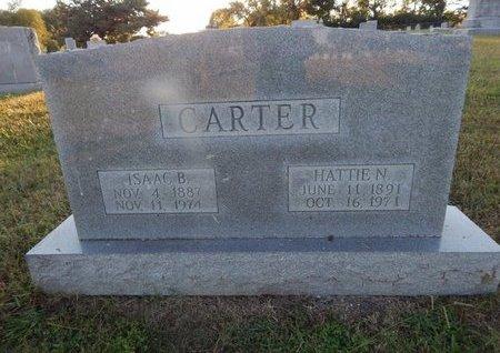 CARTER, HATTIE N - Knox County, Tennessee | HATTIE N CARTER - Tennessee Gravestone Photos
