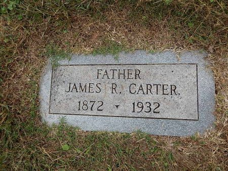 CARTER, JAMES R - Knox County, Tennessee | JAMES R CARTER - Tennessee Gravestone Photos