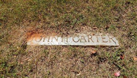 CARTER, JOHN H - Knox County, Tennessee | JOHN H CARTER - Tennessee Gravestone Photos