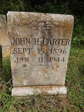 CARTER, JOHN HENRY - Knox County, Tennessee | JOHN HENRY CARTER - Tennessee Gravestone Photos