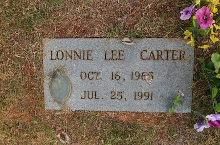CARTER, LONNIE LEE - Knox County, Tennessee | LONNIE LEE CARTER - Tennessee Gravestone Photos