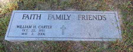 CARTER, WILLIAM H - Knox County, Tennessee | WILLIAM H CARTER - Tennessee Gravestone Photos