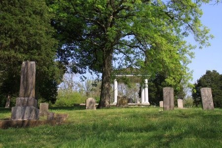 *CEMETERY VIEW,   - Knox County, Tennessee |   *CEMETERY VIEW - Tennessee Gravestone Photos