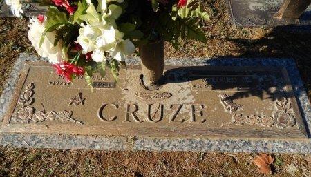 CRUZE, FLOYD ELLIS  - Knox County, Tennessee   FLOYD ELLIS  CRUZE - Tennessee Gravestone Photos