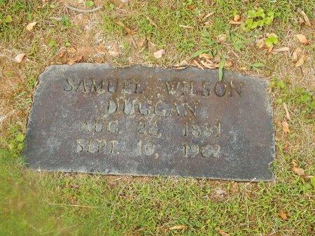 DUGGAN, SAMUEL WILSON - Knox County, Tennessee | SAMUEL WILSON DUGGAN - Tennessee Gravestone Photos