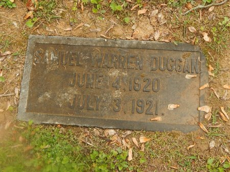 DUGGAN, SAMUEL WARREN - Knox County, Tennessee | SAMUEL WARREN DUGGAN - Tennessee Gravestone Photos