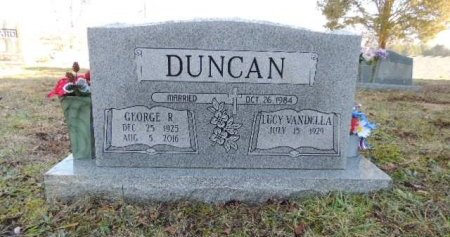 DUNCAN, GEORGE R - Knox County, Tennessee | GEORGE R DUNCAN - Tennessee Gravestone Photos