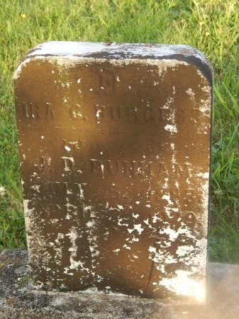 BURGESS DUNHAM, IRA G - Knox County, Tennessee | IRA G BURGESS DUNHAM - Tennessee Gravestone Photos