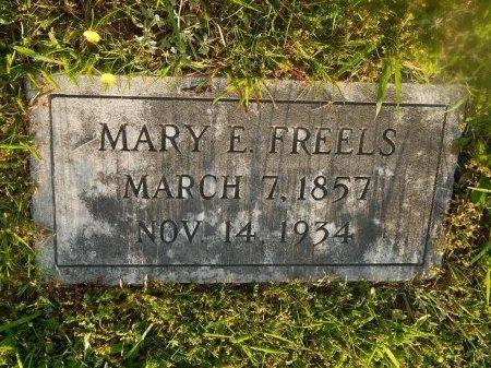 SMITH FREELS, MARY E - Knox County, Tennessee   MARY E SMITH FREELS - Tennessee Gravestone Photos