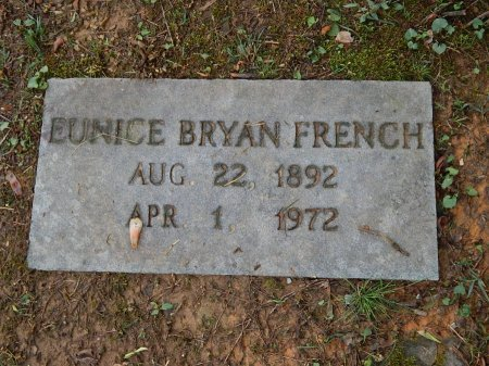 FRENCH, EUNICE - Knox County, Tennessee | EUNICE FRENCH - Tennessee Gravestone Photos