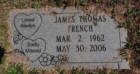 FRENCH, JAMES THOMAS - Knox County, Tennessee | JAMES THOMAS FRENCH - Tennessee Gravestone Photos