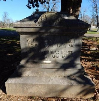 FRENCH, WILLIAM AND NOLA - Knox County, Tennessee | WILLIAM AND NOLA FRENCH - Tennessee Gravestone Photos