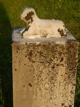 GIFFIN, ANNA  - Knox County, Tennessee | ANNA  GIFFIN - Tennessee Gravestone Photos