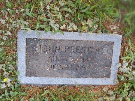 HAGAMAN, JOHN PRESTON - Knox County, Tennessee | JOHN PRESTON HAGAMAN - Tennessee Gravestone Photos