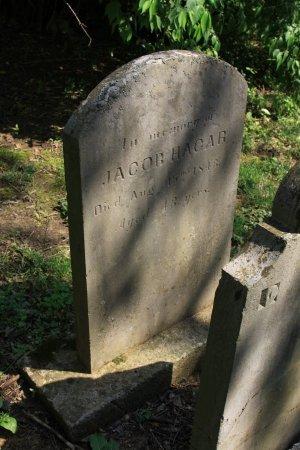 HAGAR, JACOB - Knox County, Tennessee | JACOB HAGAR - Tennessee Gravestone Photos