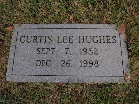 HUGHES, CURTIS LEE - Knox County, Tennessee | CURTIS LEE HUGHES - Tennessee Gravestone Photos