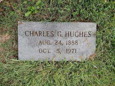 HUGHES, CHARLES G - Knox County, Tennessee | CHARLES G HUGHES - Tennessee Gravestone Photos