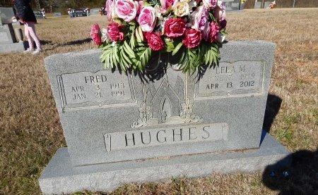 HUGHES, LELA M - Knox County, Tennessee | LELA M HUGHES - Tennessee Gravestone Photos
