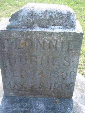 HUGHES, F LONNIE - Knox County, Tennessee | F LONNIE HUGHES - Tennessee Gravestone Photos