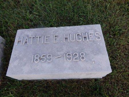 HUGHES, HATTIE E - Knox County, Tennessee | HATTIE E HUGHES - Tennessee Gravestone Photos