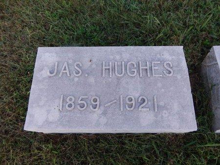 HUGHES, JAMES - Knox County, Tennessee | JAMES HUGHES - Tennessee Gravestone Photos