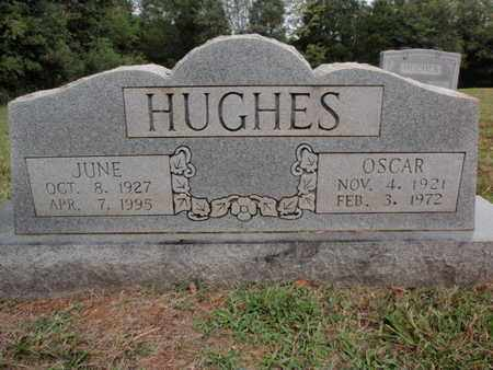 HUGHES, JUNE - Knox County, Tennessee | JUNE HUGHES - Tennessee Gravestone Photos