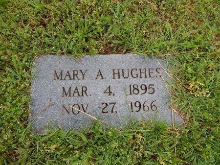 HUGHES, MARY A - Knox County, Tennessee | MARY A HUGHES - Tennessee Gravestone Photos