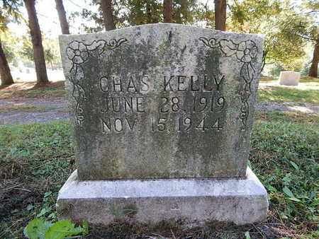 KELLY, CHAS - Knox County, Tennessee | CHAS KELLY - Tennessee Gravestone Photos