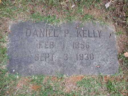 KELLY, DANIEL P - Knox County, Tennessee   DANIEL P KELLY - Tennessee Gravestone Photos