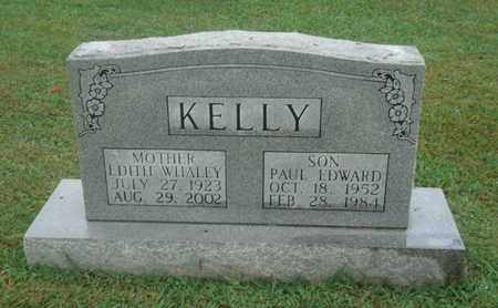 KELLY, EDITH - Knox County, Tennessee | EDITH KELLY - Tennessee Gravestone Photos
