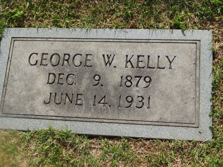 KELLY, GEORGE W - Knox County, Tennessee | GEORGE W KELLY - Tennessee Gravestone Photos