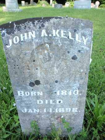 KELLY, JOHN A - Knox County, Tennessee | JOHN A KELLY - Tennessee Gravestone Photos