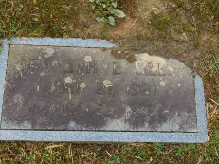 KELLY, KENNETH E - Knox County, Tennessee | KENNETH E KELLY - Tennessee Gravestone Photos