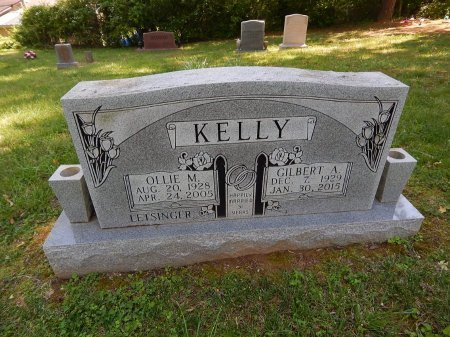 KELLY, GILBERT A - Knox County, Tennessee | GILBERT A KELLY - Tennessee Gravestone Photos