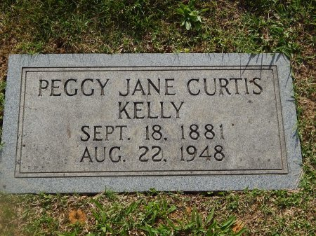 KELLY, PEGGY JANE - Knox County, Tennessee | PEGGY JANE KELLY - Tennessee Gravestone Photos