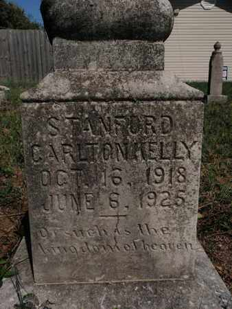 KELLY, STANFORD CARLTON - Knox County, Tennessee   STANFORD CARLTON KELLY - Tennessee Gravestone Photos