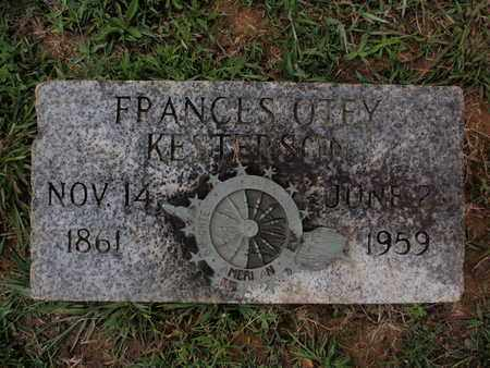 KESTERSON, FRANCES - Knox County, Tennessee | FRANCES KESTERSON - Tennessee Gravestone Photos