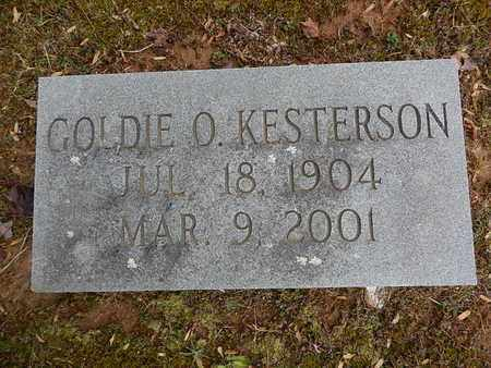 KESTERSON, GOLDIE O - Knox County, Tennessee | GOLDIE O KESTERSON - Tennessee Gravestone Photos