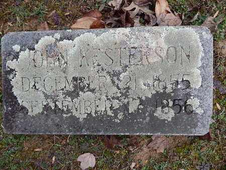KESTERSON, JOHN - Knox County, Tennessee | JOHN KESTERSON - Tennessee Gravestone Photos