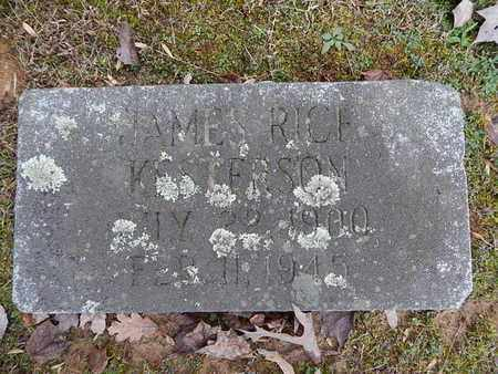 KESTERSON, JAMES RICE - Knox County, Tennessee | JAMES RICE KESTERSON - Tennessee Gravestone Photos