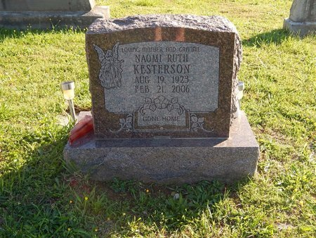 KESTERSON, NAOMI RUTH - Knox County, Tennessee | NAOMI RUTH KESTERSON - Tennessee Gravestone Photos