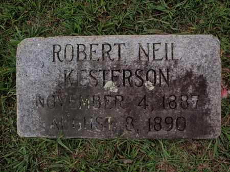 KESTERSON, ROBERT NEIL - Knox County, Tennessee | ROBERT NEIL KESTERSON - Tennessee Gravestone Photos