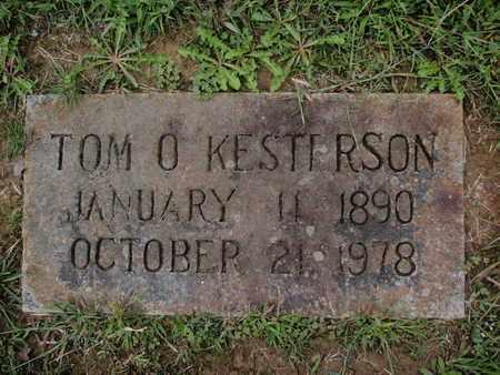 KESTERSON, TOM O - Knox County, Tennessee   TOM O KESTERSON - Tennessee Gravestone Photos