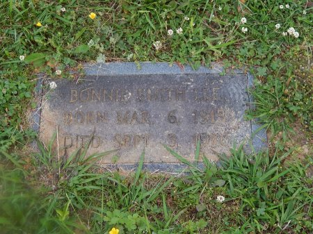 SMITH LEE, BONNIE - Knox County, Tennessee | BONNIE SMITH LEE - Tennessee Gravestone Photos