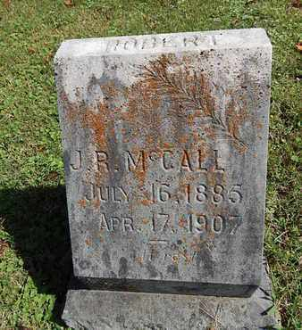 MCCALL, J ROBERT - Knox County, Tennessee | J ROBERT MCCALL - Tennessee Gravestone Photos