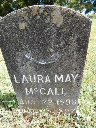 MCCALL, LAURA MAY - Knox County, Tennessee   LAURA MAY MCCALL - Tennessee Gravestone Photos