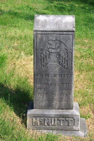 MCNUTT, ADLINE - Knox County, Tennessee | ADLINE MCNUTT - Tennessee Gravestone Photos