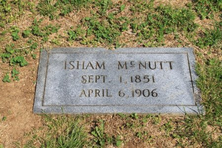 MCNUTT, ISHAM - Knox County, Tennessee | ISHAM MCNUTT - Tennessee Gravestone Photos