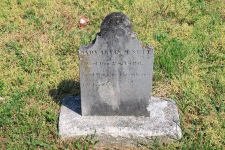 MCNUTT, MARY IRVIN - Knox County, Tennessee | MARY IRVIN MCNUTT - Tennessee Gravestone Photos
