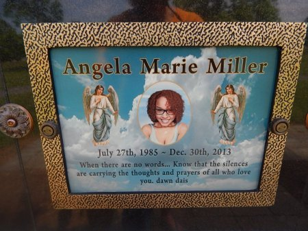 MILLER, ANGELA MARIE - Knox County, Tennessee | ANGELA MARIE MILLER - Tennessee Gravestone Photos